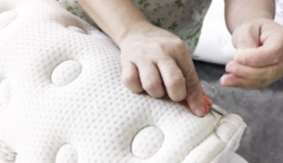 Hand-sewing mattress