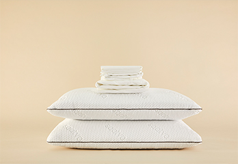 Sateen Sheet Set & Memory Pillow