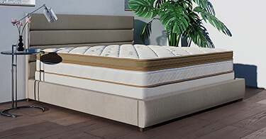 Saatva Foundation, Mattress and Bed Frame